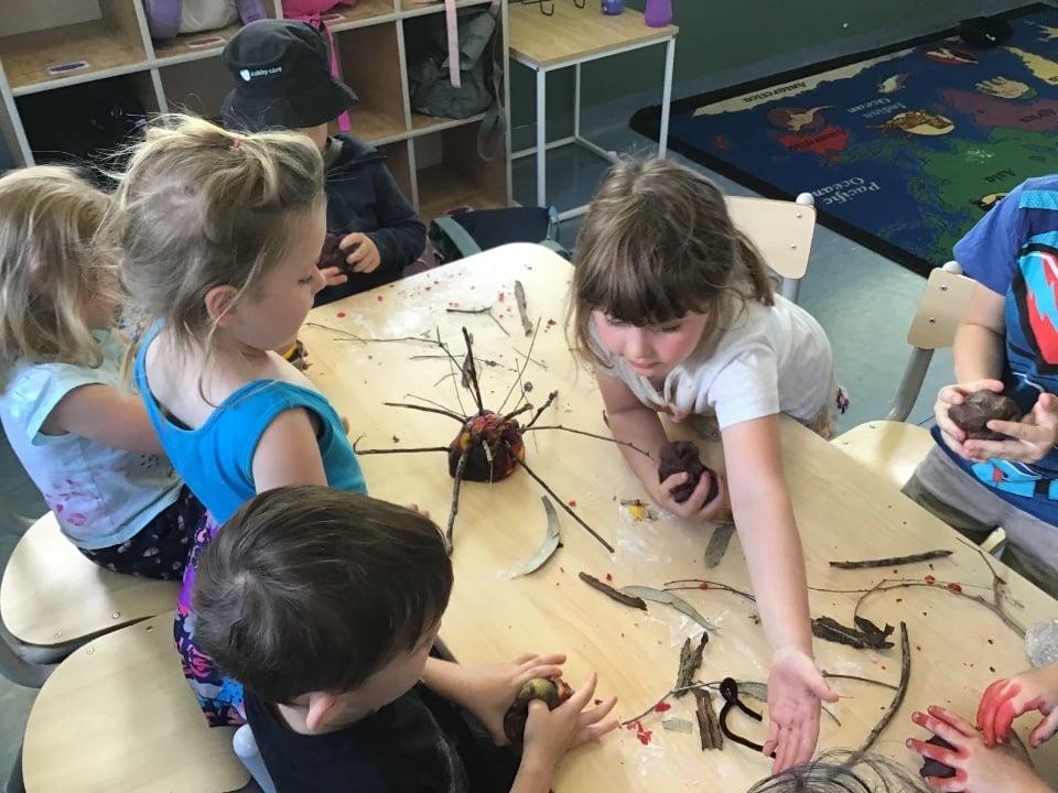 kids nature exploration activity