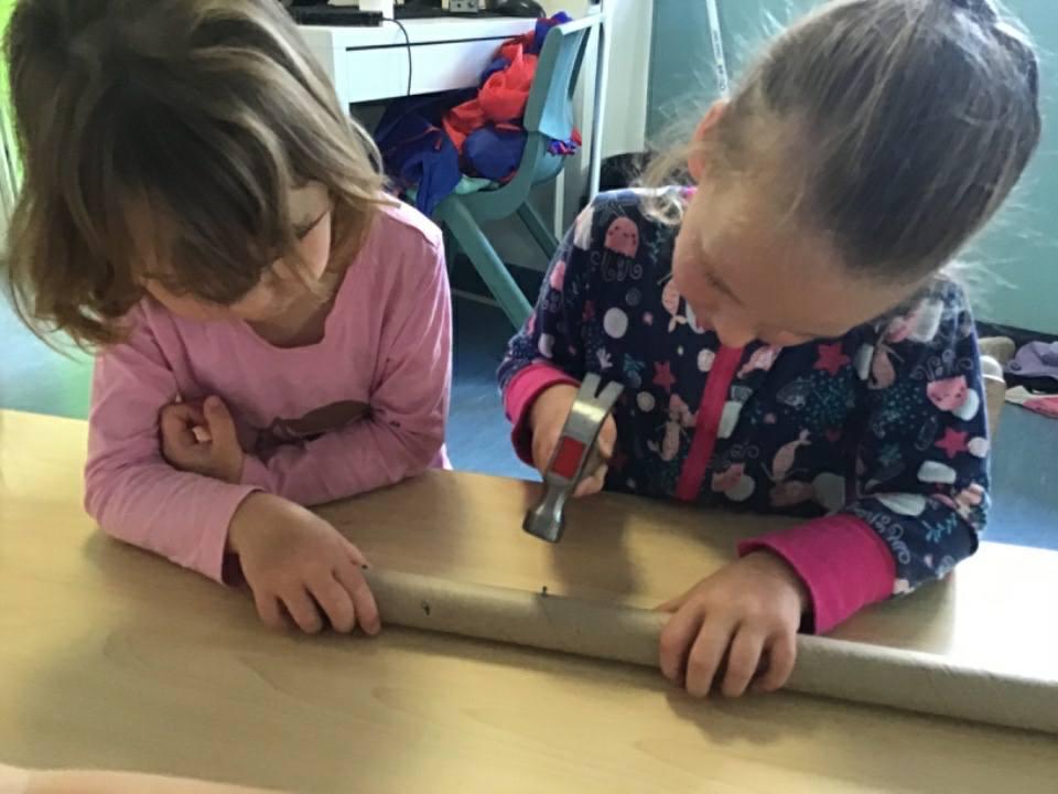 kids teamwork activity